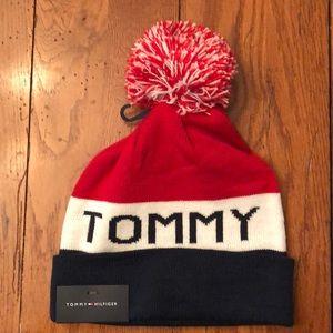 Tommy Hilfiger Pom Pom Beanie